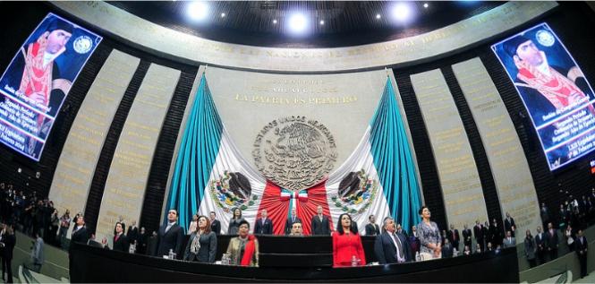Reporte Legislativo, Cámara de Diputados: Martes 4 de febrero de 2014