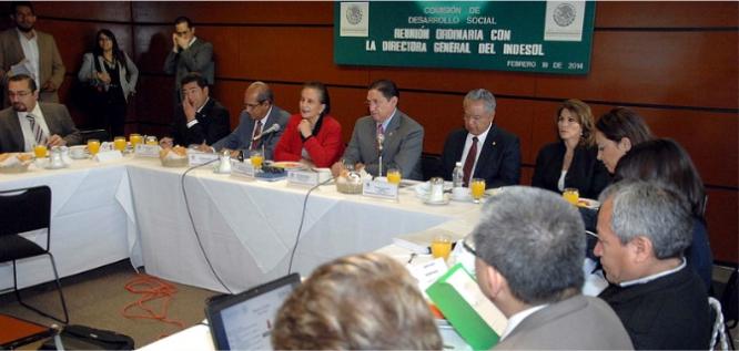 Pide Indesol nueva ley para las Organizaciones de la Sociedad Civil