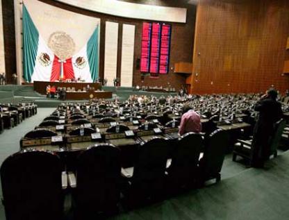 Reporte legislativo: Cámara de Diputados, Jueves 29 de marzo de 2012