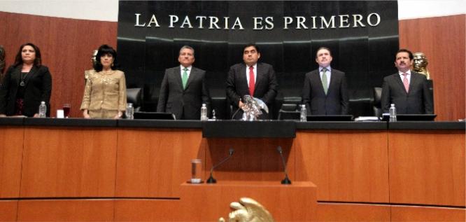 Reporte Legislativo, Cámara de Senadores: Jueves 11 de diciembre de 2014