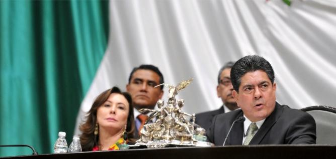 Reporte Legislativo, Cámara de Diputados: Martes 10 de marzo de 2015