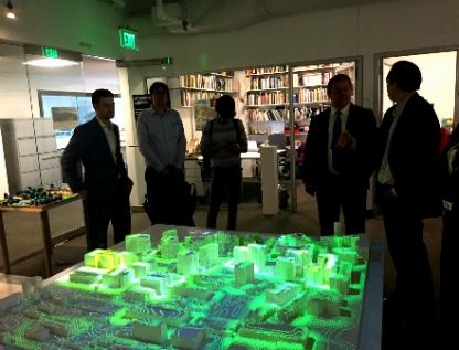 Presentan avances de Reforma Urbana en el MIT