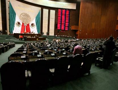 Proceso de entrega-recepción a LXIII Legislatura, al 60 por ciento