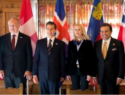 TLC con Estados de la Asociación Europea de Libre Comercio