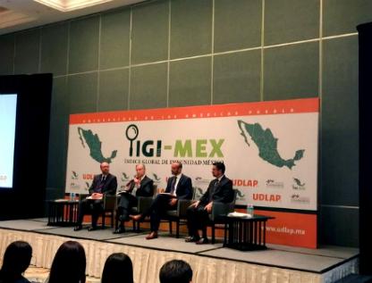 México, en el lugar 58 de 59 países con mayores niveles de impunidad