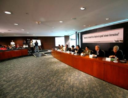 Destacan importancia de la participación de la sociedad civil en las políticas públicas
