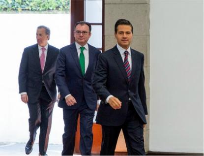 Entrega hoy Hacienda Paquete Económico 2017; rechaza oposición a Meade