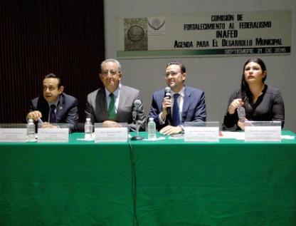 Plantea Inafed agrupar a los municipios de acuerdo a sus necesidades específicas