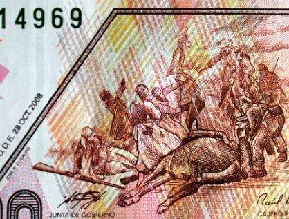 Peso mexicano, una de las monedas más afectadas por la volatilidad financiera