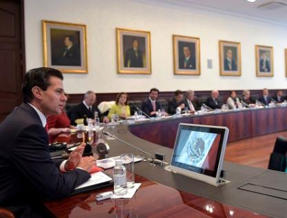 Plantea PRI gabinete presidencial integrado bajo el principio de paridad de género