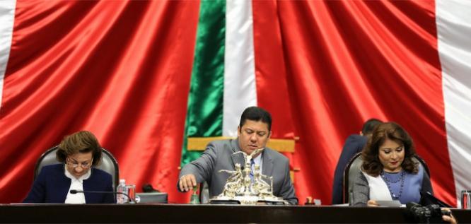 Reporte Legislativo, Cámara de Diputados: Jueves 9 de Febrero de 2017