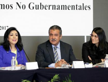 Comisión dictaminará la próxima semana proyecto sobre organismos de la sociedad civil