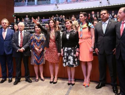 Ratifican a Paloma Merodio como integrante de la Junta de Gobierno del INEGI