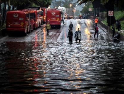 Golpea cambio climático a niños, ancianos y pobres