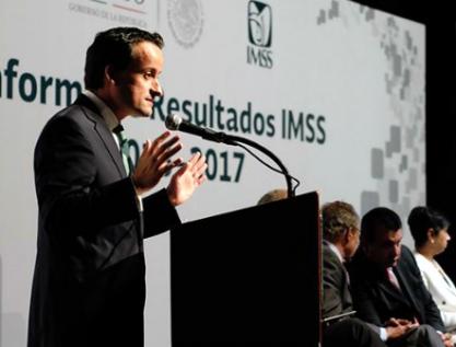 Logra IMSS primer Superávit Financiero en 8 años
