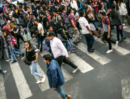 Identifican zonas de atención prioritarias para prevenir accidentes de tránsito en México
