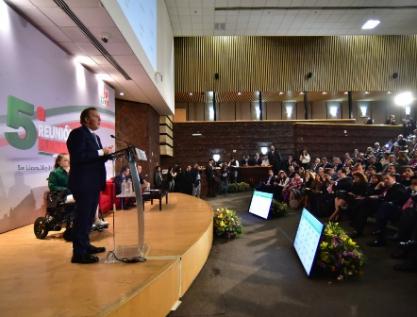 Seguridad pública, prioridad del presupuesto 2018: Meade