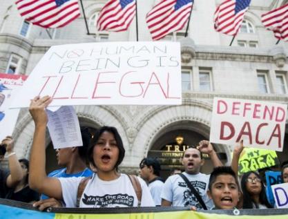 Cancelación del DACA podría implicar deportación masiva de dreamers en seis meses