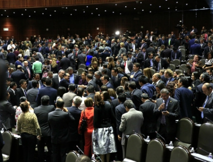 Prorrogan diputados nombramientos de contralores de INAI, IFT y Cofece