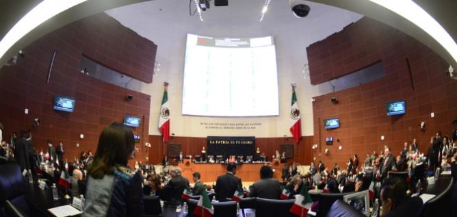 Reporte Legislativo, Senado de la República: Jueves 28 de Septiembre de 2017
