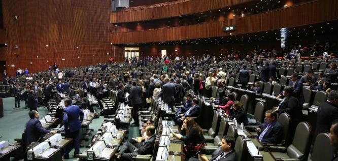 Reporte Legislativo, Cámara de Diputados: Martes 3 de Octubre de 2017