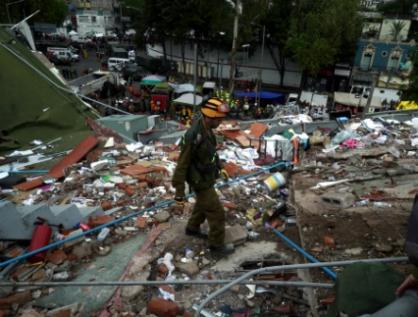 Inconstitucional, uso partidista de su financiamiento para víctimas del sismo