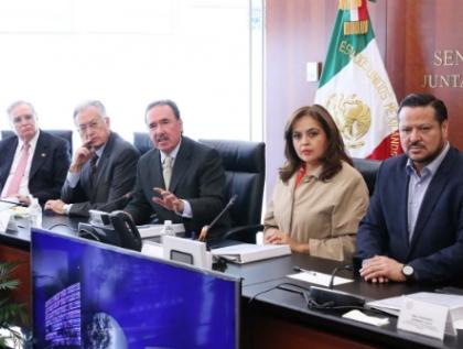 Inician con Videgaray comparecencias en Senado por glosa del Informe