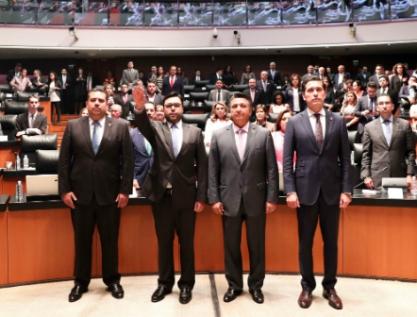Senado designa a Gabriel Contreras Saldívar presidente del IFT