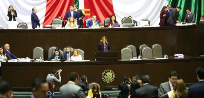 Reporte Legislativo, Cámara de Diputados: Jueves 5 de Octubre de 2017