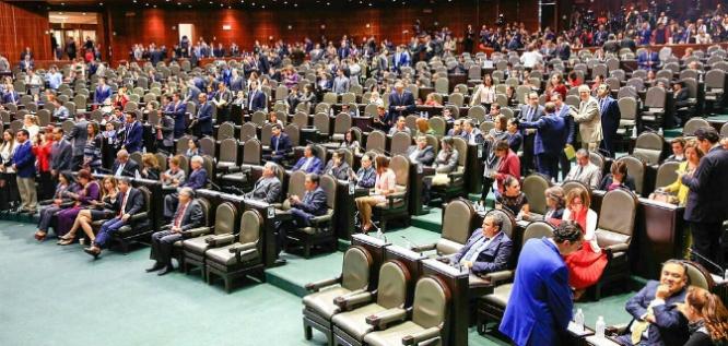 Reporte Legislativo, Cámara de Diputados: Martes 10 de Octubre de 2017