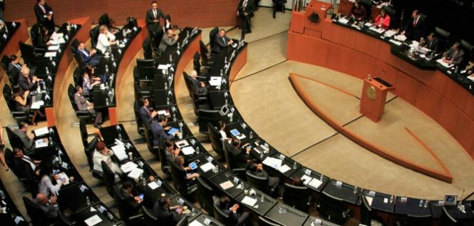 Reporte Legislativo, Senado de la República: Jueves 12 de Octubre de 2017