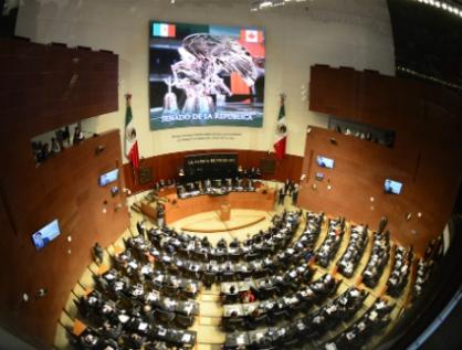 Aprueban criterios de participación de senadores y senadoras sin partido en el Senado