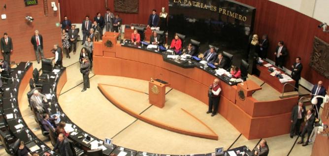 Reporte Legislativo, Senado de la República: Martes 31 de Octubre de 2017