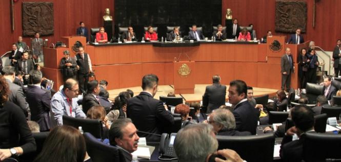 Reporte Legislativo, Senado de la República: Martes 7 de Noviembre de 2017
