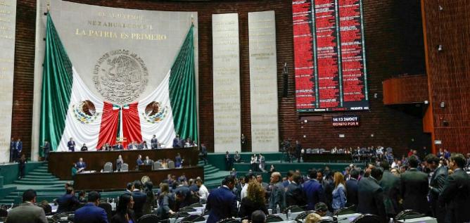 Reporte Legislativo, Cámara de Diputados: Jueves 9 de Noviembre de 2017