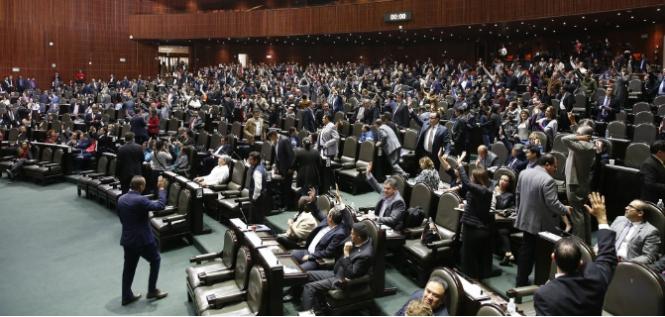 Reporte Legislativo, Cámara de Diputados: Martes 14 de Noviembre de 2017
