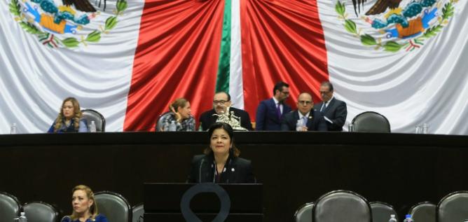 Reporte Legislativo, Cámara de Diputados: Miércoles 29 de Noviembre de 2017