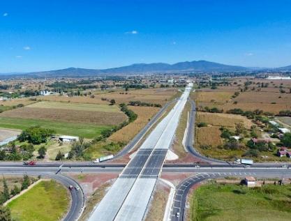 Plan de Infraestructura 2014-2018, al 81 por ciento