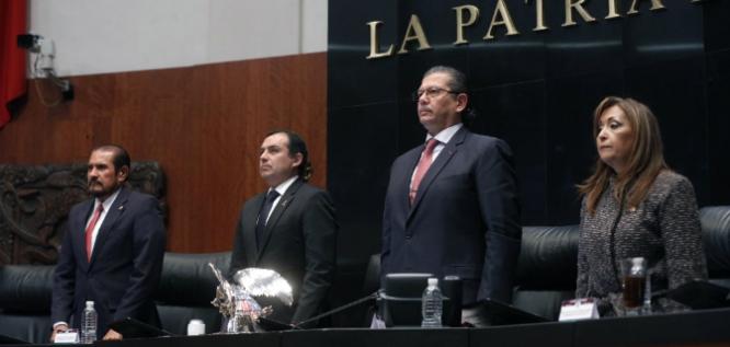 Reporte Legislativo, Senado de la República: Jueves 30 de Noviembre de 2017