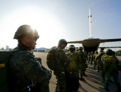 Aprobación de Ley de Seguridad Interior rompe orden constitucional