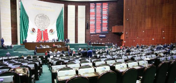 Reporte Legislativo, Cámara de Diputados: Martes 5 de Diciembre de 2017