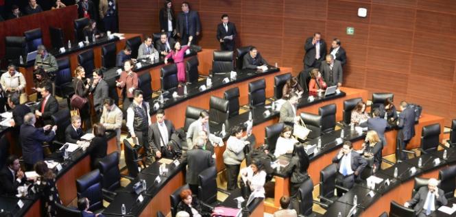 Reporte Legislativo, Senado de la República: Martes 5 de Diciembre de 2017
