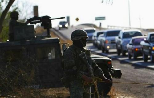 Recibe Senado minuta que expide Ley de Seguridad Interior