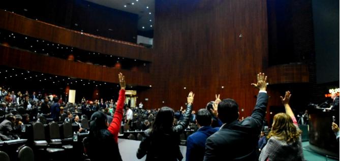 Reporte Legislativo, Cámara de Diputados: Jueves 7 de Diciembre de 2017