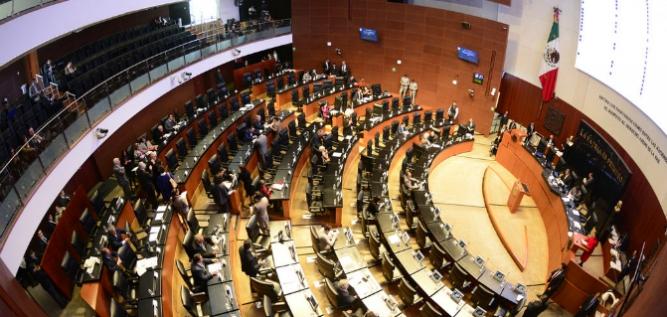 Reporte Legislativo, Senado de la República: Martes 12 de Diciembre de 2017