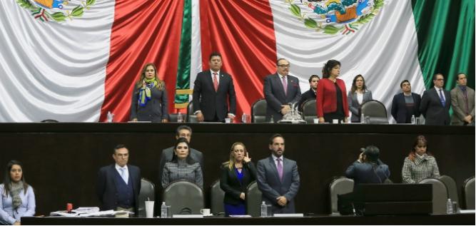 Reporte Legislativo, Cámara de Diputados: Miércoles 13 de Diciembre de 2017