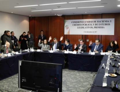 Aprueba Senado cambios a la Ley de Disciplina Financiera de las entidades