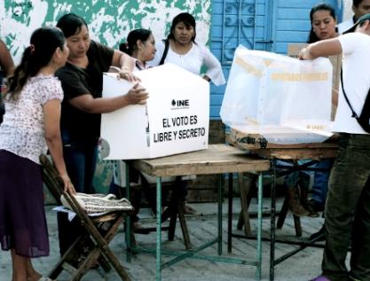 La política mexicana, carente de pluralidad