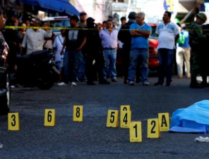 La barbarie cotidiana ha sumido a México en un clima de intranquilidad