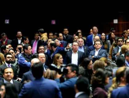 Diputados admiten pendientes como los nombramientos de titular de la ASF